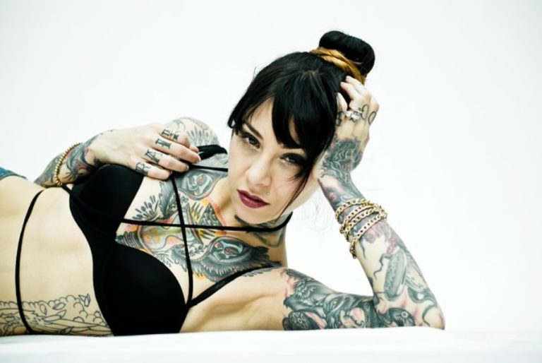 Inked Sexiness